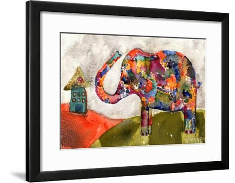 Almost Home-Wyanne-Framed Art Print