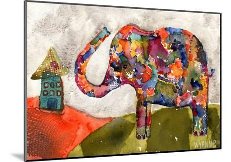 Almost Home-Wyanne-Mounted Giclee Print