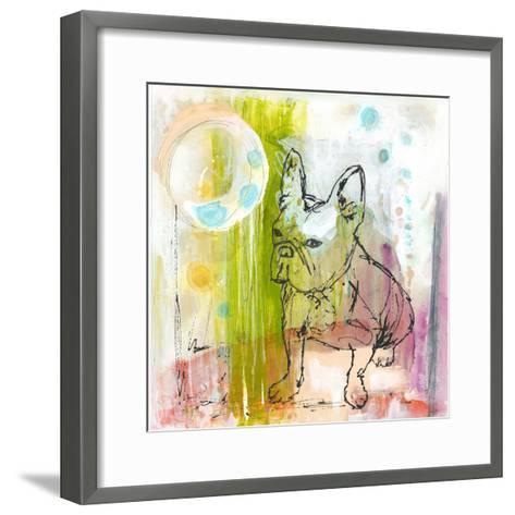Attitude-Wyanne-Framed Art Print