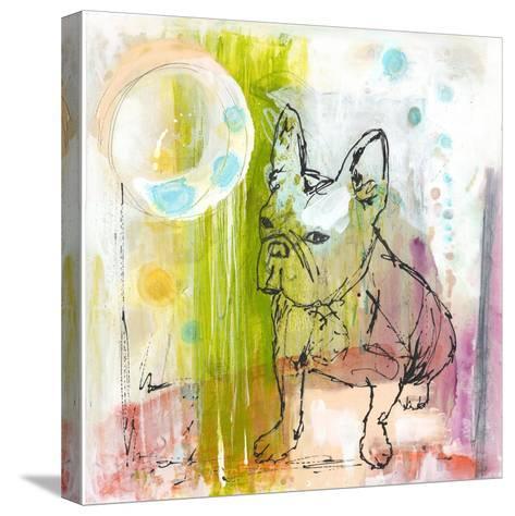 Attitude-Wyanne-Stretched Canvas Print