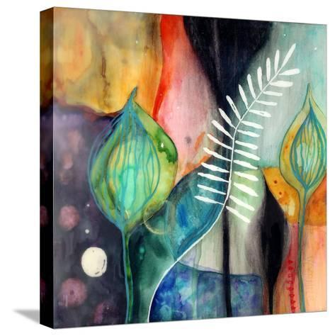 Collectedness-Wyanne-Stretched Canvas Print