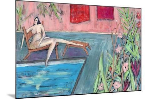 Big Diva Nude - Seeking-Wyanne-Mounted Giclee Print