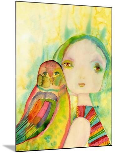 Kind-Wyanne-Mounted Giclee Print
