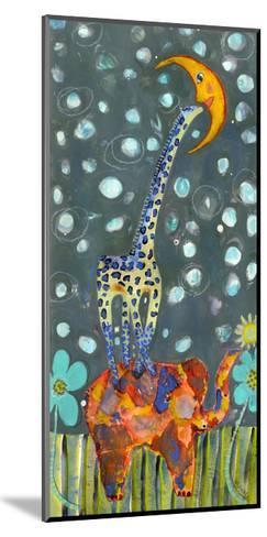 Kiss the Moon-Wyanne-Mounted Giclee Print