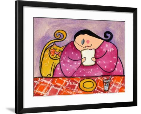 Big Diva Pb&J-Wyanne-Framed Art Print