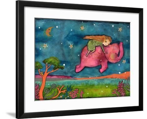 Come Dream with Me-Wyanne-Framed Art Print