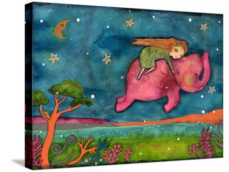 Come Dream with Me-Wyanne-Stretched Canvas Print