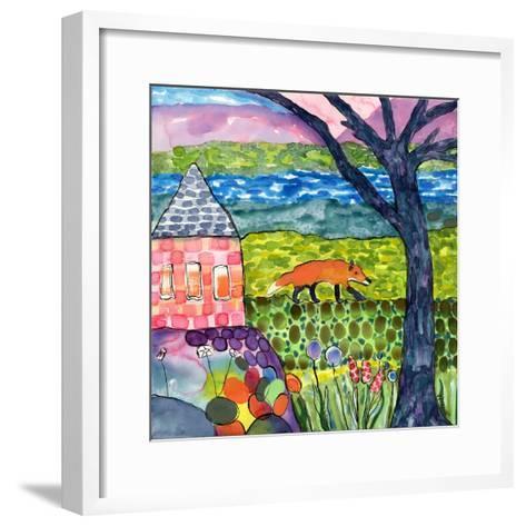 Unwanted Guest-Wyanne-Framed Art Print
