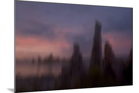 Tufa Towers in the South Tufa Area of the Mono Basin National Forest-Philip Schermeister-Mounted Photographic Print