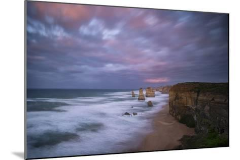Dramatic Sky Above the Twelve Apostles-Chad Copeland-Mounted Photographic Print