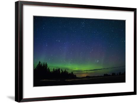 Silver Salmon Creek Lodge in Lake Clark National Park-Charles Smith-Framed Art Print