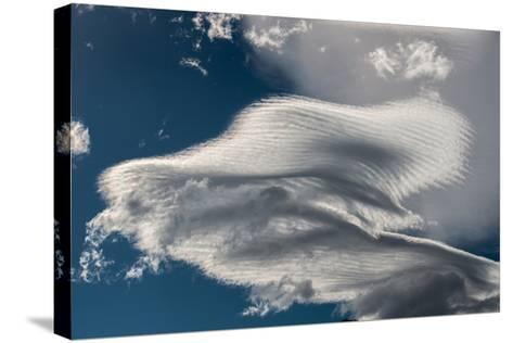Alto Clouds in Sky-Tom Murphy-Stretched Canvas Print
