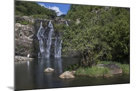 Tamarin Falls or Seven Falls-Gabby Salazar-Mounted Photographic Print