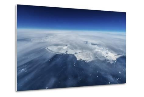 South Shores of Greenland from the Air-Chad Copeland-Metal Print