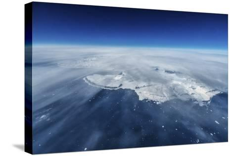South Shores of Greenland from the Air-Chad Copeland-Stretched Canvas Print