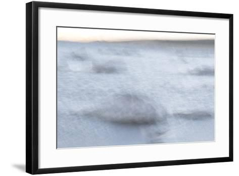 Mono Lake in Early Morning in the Mono Basin National Forest in the Inyo National Forest-Philip Schermeister-Framed Art Print
