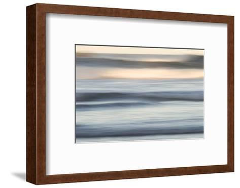 Waves at Ruby Beach in Olympic National Park, Washington-Philip Schermeister-Framed Art Print