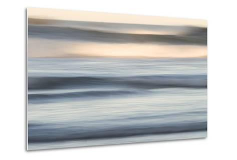 Waves at Ruby Beach in Olympic National Park, Washington-Philip Schermeister-Metal Print