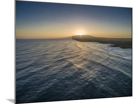 Sunrise Above Ka'Ehu Point on Molokai's North Shore-Richard A^ Cooke-Mounted Photographic Print