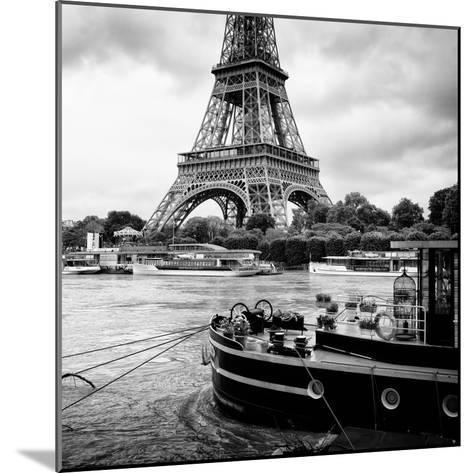 Paris sur Seine Collection - Vedettes de Paris VI-Philippe Hugonnard-Mounted Photographic Print