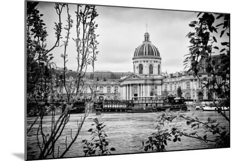 Paris sur Seine Collection - French Academy-Philippe Hugonnard-Mounted Photographic Print