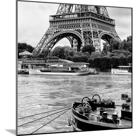 Paris sur Seine Collection - Vedettes de Paris II-Philippe Hugonnard-Mounted Photographic Print