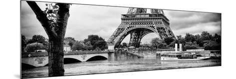 Paris sur Seine Collection - Vedettes de Paris IX-Philippe Hugonnard-Mounted Photographic Print