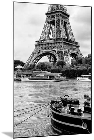 Paris sur Seine Collection - Vedettes de Paris-Philippe Hugonnard-Mounted Photographic Print