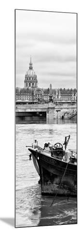 Paris sur Seine Collection - Afternoon in Paris IV-Philippe Hugonnard-Mounted Photographic Print