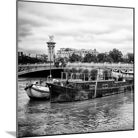Paris sur Seine Collection - Afternoon in Paris VII-Philippe Hugonnard-Mounted Photographic Print