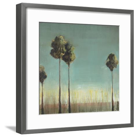 Santa Monica-Terri Burris-Framed Art Print
