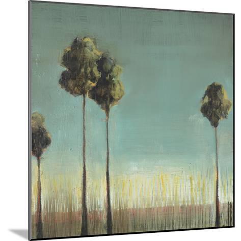 Santa Monica-Terri Burris-Mounted Art Print