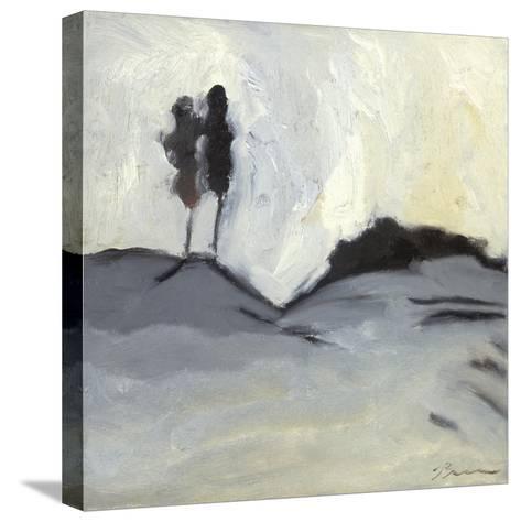 Winter Dance I-Bradford Brenner-Stretched Canvas Print