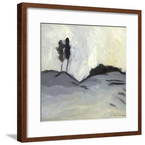 Winter Dance I-Bradford Brenner-Framed Art Print