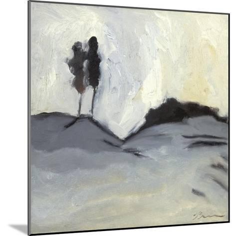 Winter Dance I-Bradford Brenner-Mounted Art Print