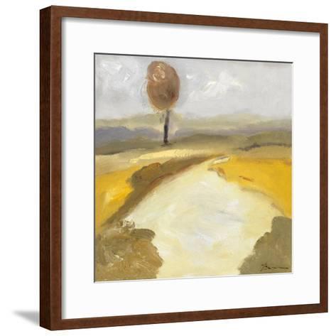 Spring Thaw III-Bradford Brenner-Framed Art Print