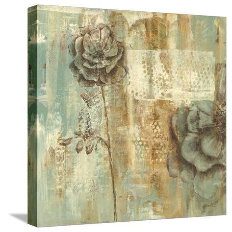 Eclectic Rose II-Carol Black-Stretched Canvas Print