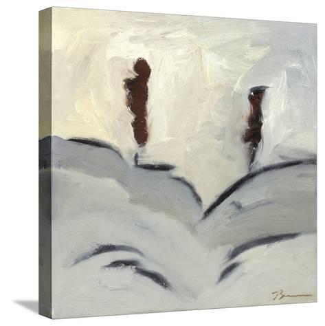 Winter Dance III-Bradford Brenner-Stretched Canvas Print