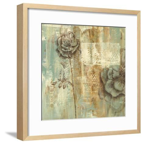 Eclectic Rose II-Carol Black-Framed Art Print