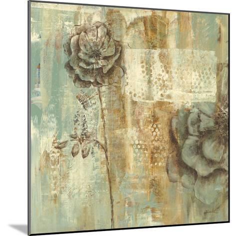 Eclectic Rose II-Carol Black-Mounted Art Print
