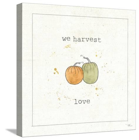 Harvest Cuties I--Stretched Canvas Print