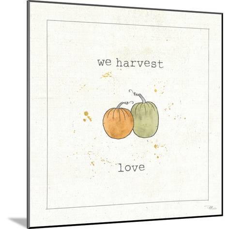 Harvest Cuties I--Mounted Art Print