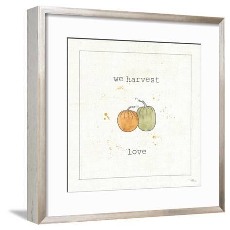 Harvest Cuties I--Framed Art Print