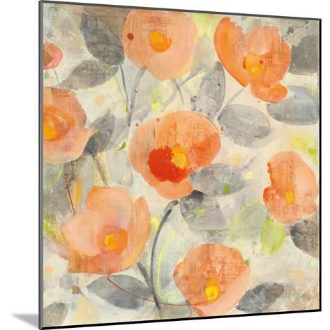Poppy Garden II-Albena Hristova-Mounted Art Print