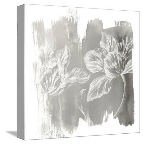 Water Wash II Neutral-Sue Schlabach-Stretched Canvas Print