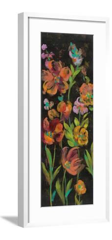 July Garden Trio II-Silvia Vassileva-Framed Art Print