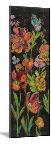 July Garden Trio II-Silvia Vassileva-Mounted Art Print