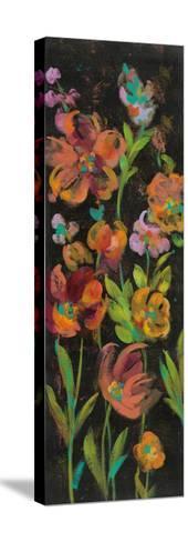July Garden Trio II-Silvia Vassileva-Stretched Canvas Print