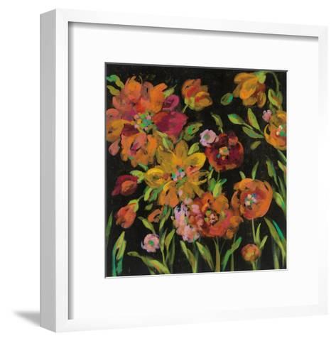 July Garden Trio III-Silvia Vassileva-Framed Art Print