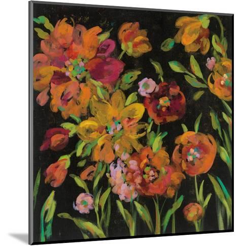 July Garden Trio III-Silvia Vassileva-Mounted Art Print